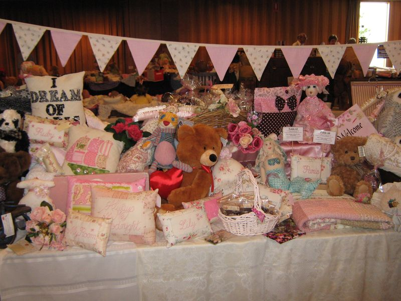 Doll and Bear show march 013