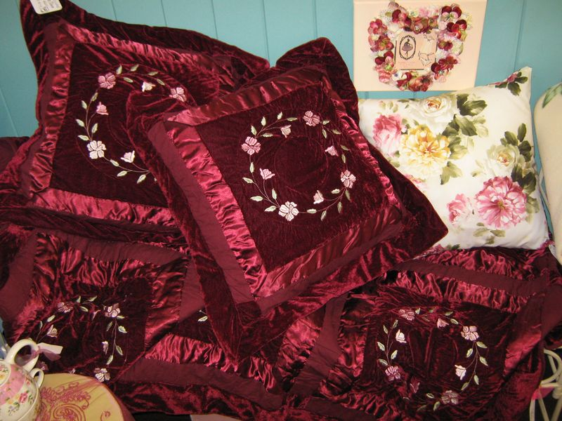 New quilts and paintings 037