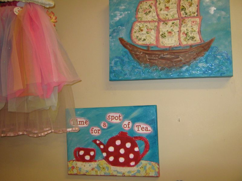 New quilts and paintings 025