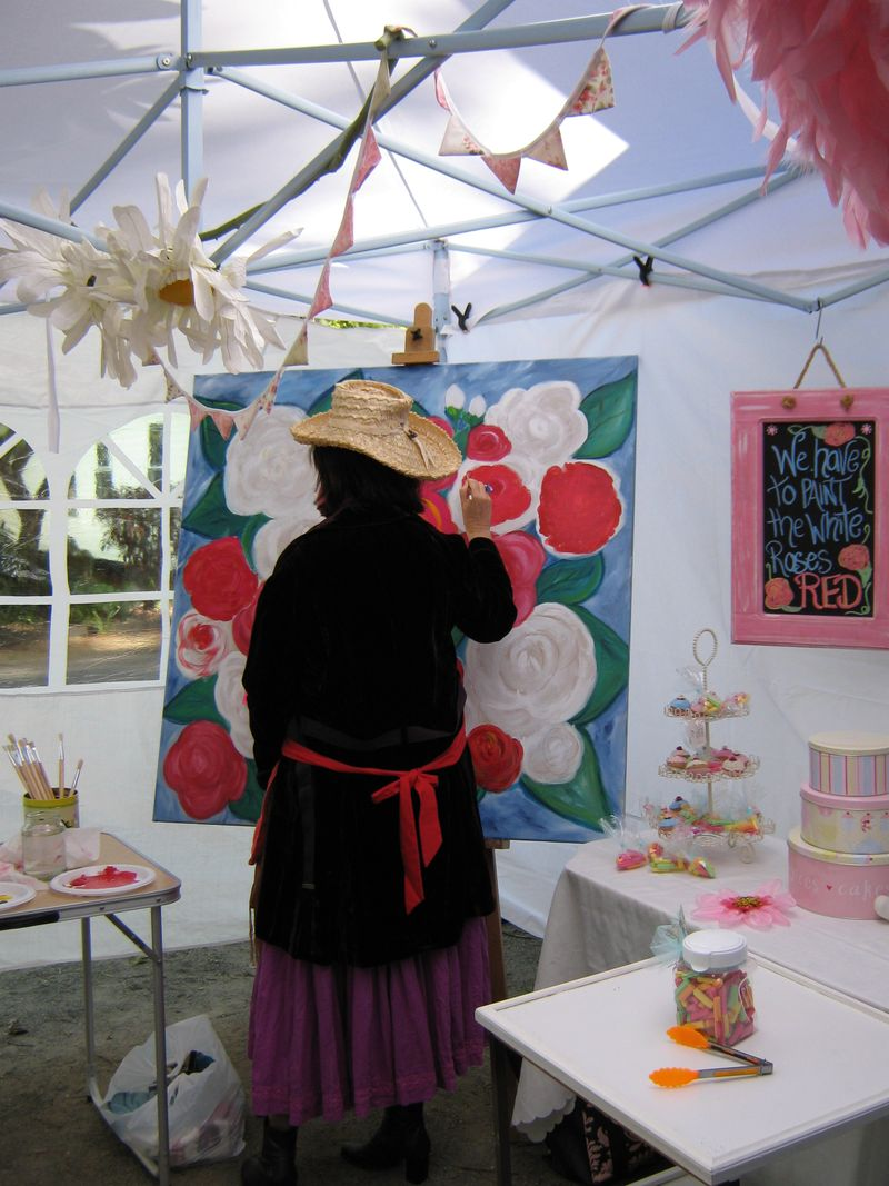Mad Hatters Rea PaRTY 151