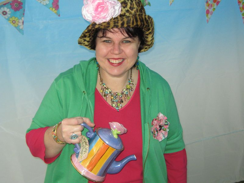 Mad Hatters Rea PaRTY 093