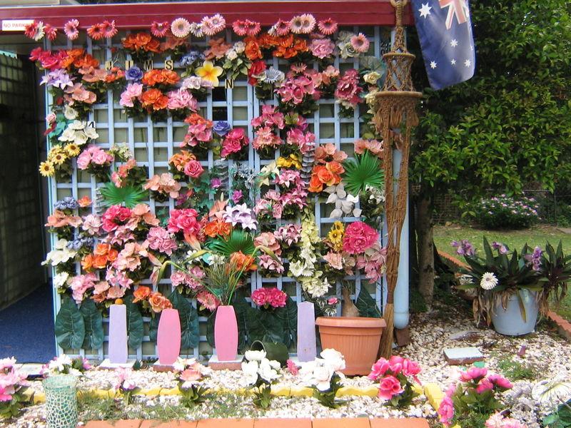 Bribie flowers birthday 009