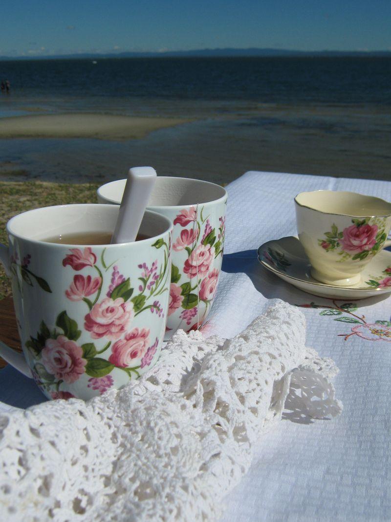 Beach tea 065