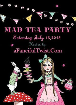 Mad tea 2013