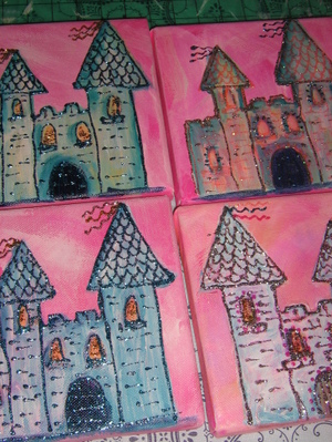 Quilt_raffle_castle_paintings_and_2